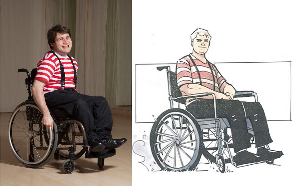 frequentando un utente in sedia a rotelle siti di incontri gratuiti a Monaco