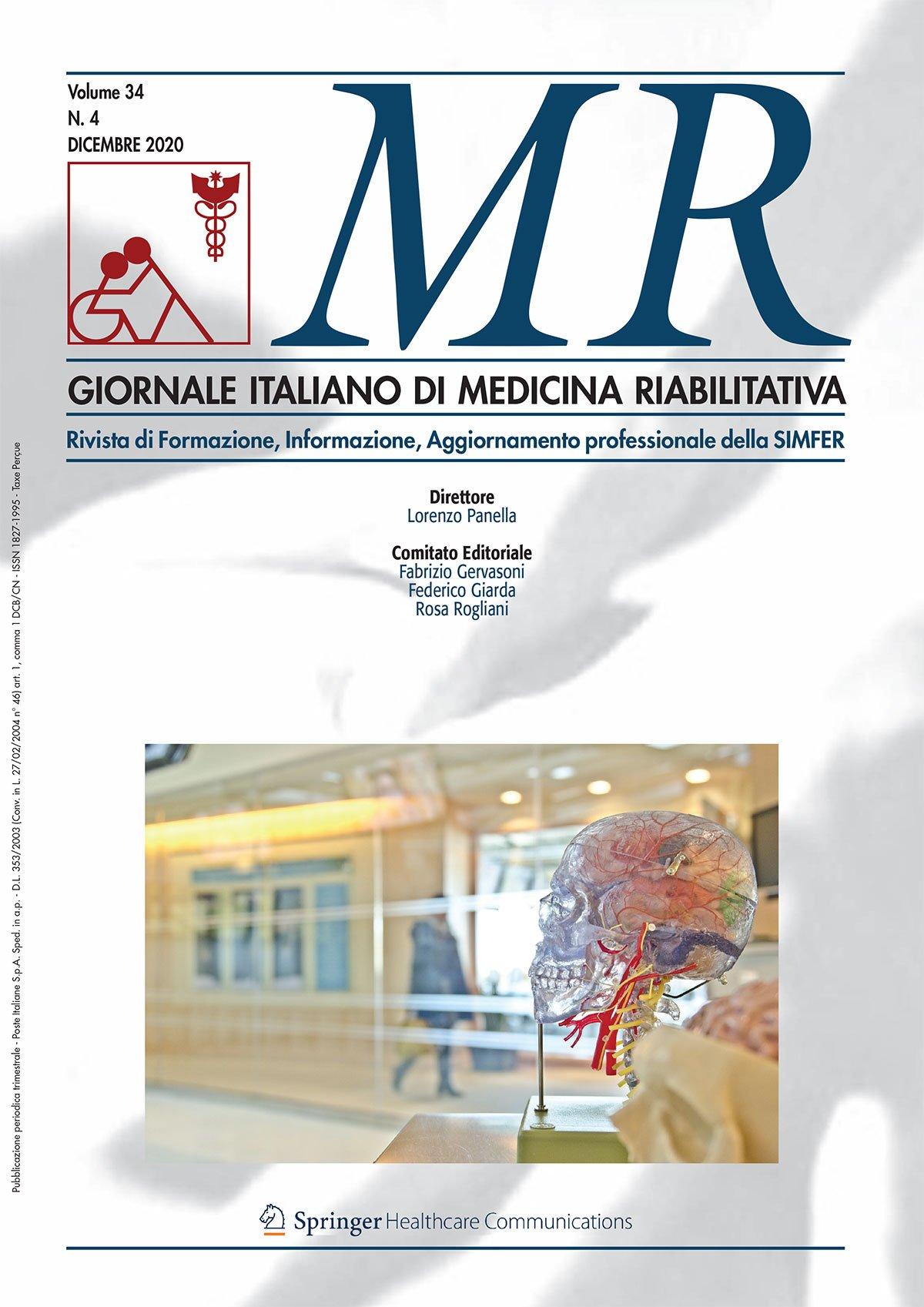 MR - Medicina Riabilitativa