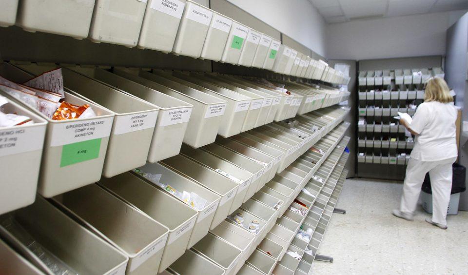 Unidad de Farmacia del hospital universitario Virgen del Valme /24/09/13 Foto. GARCIA CORDERO/OPJA